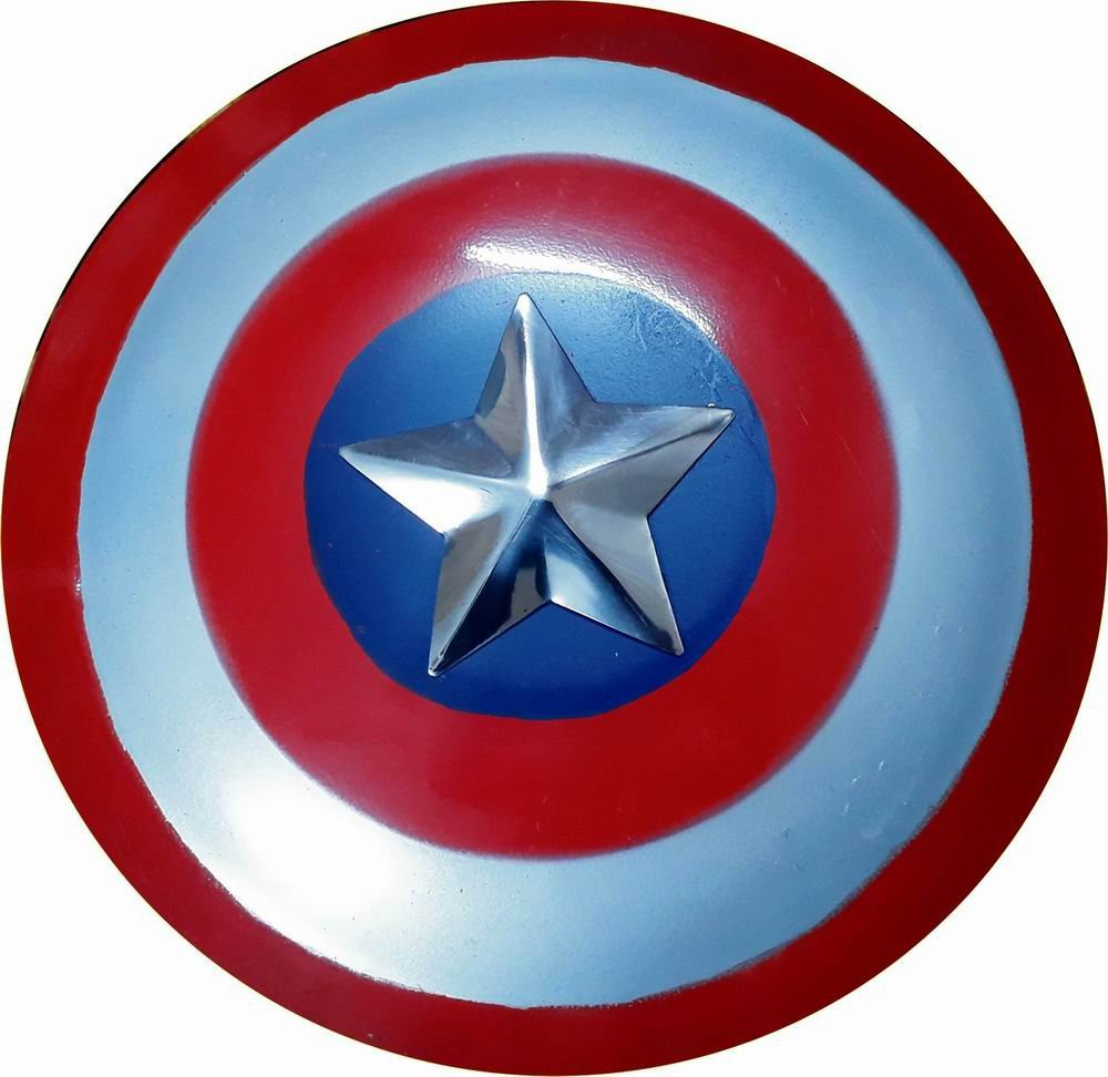 Toy Captain America's shield for children