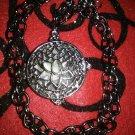 Lotus Lavender Diffuser necklace