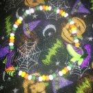 Halloween charm bracelet