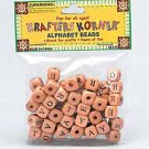 Wholesale Alphabet Beads