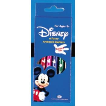Wholesale Disney 6pk Scented Markers
