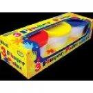 Wholesale BAZIC Assorted Color 80ml Washable Finger Paint