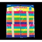 Wholesale BAZIC Colored Craft Sticks (200/Pack)