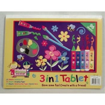 Wholesale Closeouts - 3 In 1 Tablet