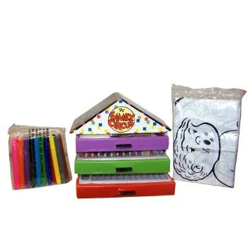 Wholesale The Family Circus 29 Piece Art Set
