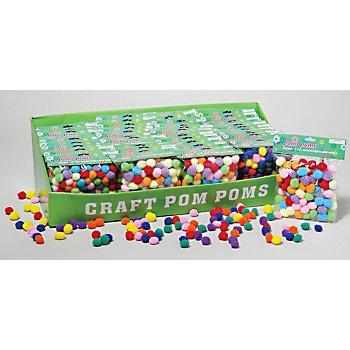 Wholesale Craft Pom-Poms