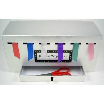 Wholesale Ribbon Organizer with 6 (1 Inch) Slots Item #5793