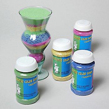 Wholesale Decorative Color Sand