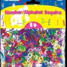 Wholesale BAZIC 8g Number / Alphabet
