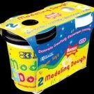 Wholesale BAZIC 5 Oz. Multi Color Modeling Dough (2/Pack)