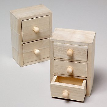 Wholesale Woodcraft Mini Chest