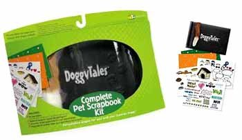 Wholesale DoggyTales Scrapbook Kit