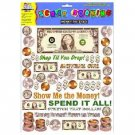 Wholesale Scrapbooking Money Stickers