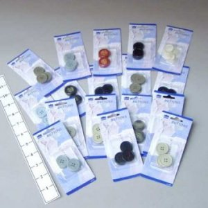 Wholesale 12Pk/6Pk Buttons 34 Asst