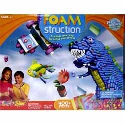 Wholesale Foam Struction 400 Piece Set!