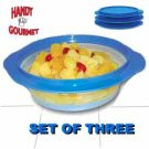 Wholesale Collapsible Containers Set of 3