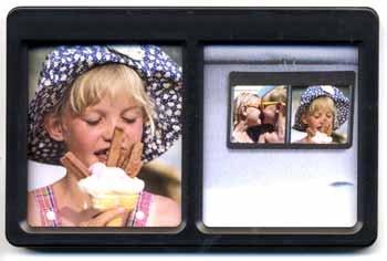 Wholesale Double Photo Visor Clip