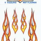 Wholesale Flame Illusion Car Decals
