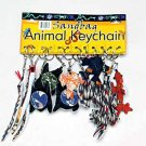 Wholesale Sandbag Animal Key Chains