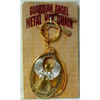Wholesale Guardian Angel Key Ring