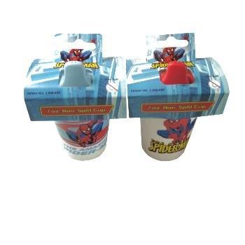 Wholesale Spiderman 7 oz Non Spill Cup