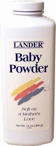 Wholesale Lander Baby Powder