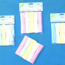 Wholesale 5 Pk Solid Wash Cloths