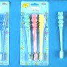 Wholesale 3 Pk Animal Toothbrushes