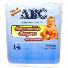 Wholesale ABC Disposable Diapers