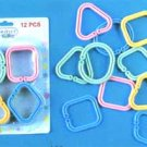 Wholesale 12 Pc Baby Links