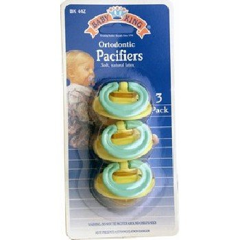 Wholesale Pacifiers Orthodontic 3 Pack