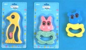 Wholesale Rattle In Assorted Animal Designs