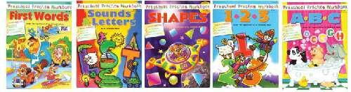 Wholesale 5 Assorted Color and Activity Books