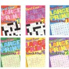 Wholesale Children's 160 Page Puzzle Book