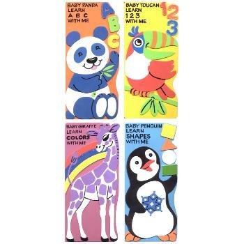 Wholesale Tall Preschool Foamboard Books