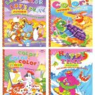 Wholesale 160 Page Color and Activity Books