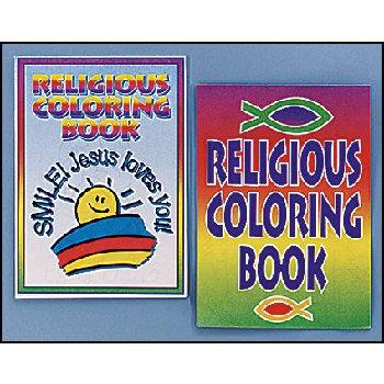 Wholesale Religious Coloring Books