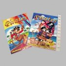 NEW! Wholesale 96 Page Pirate Coloring Book