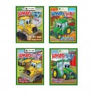 Wholesale JOHN DEERE JUMBO Coloring & activity book
