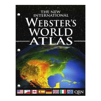 Wholesale The New International Webster's World Atlas