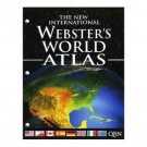 Wholesale The New International Webster's World Atlas