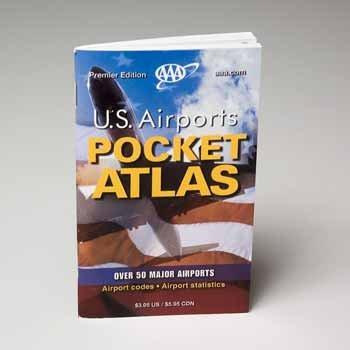 Wholesale Pocket Atlas - US Airports