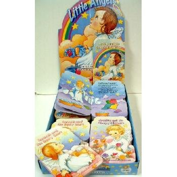Wholesale Lil Angel's Inspirational board books-4#'s