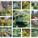 Secrets of Monet's Garden Calendar with Bonus