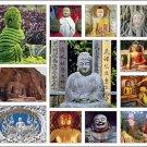 Buddha Calendar with Bonus