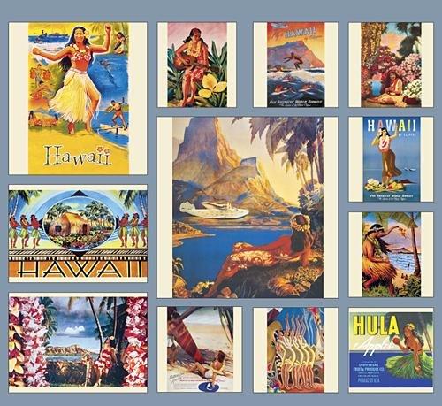 Hula Holiday Calendar with Bonus