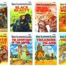 Hardcover Illustrated Classics, Series 1