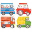 Wheelies Board Books