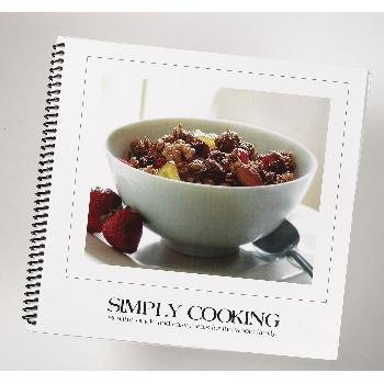 Simply Cooking Cookbook
