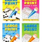 Large Print Puzzle Book